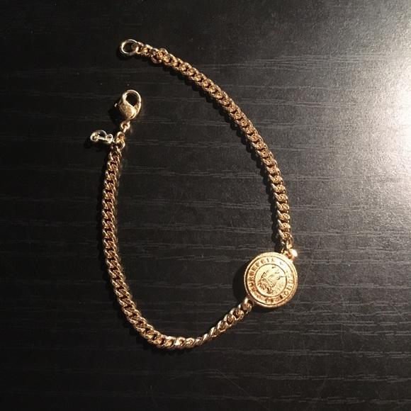 Burberry Chain-link short necklace uVUYAu1Ja